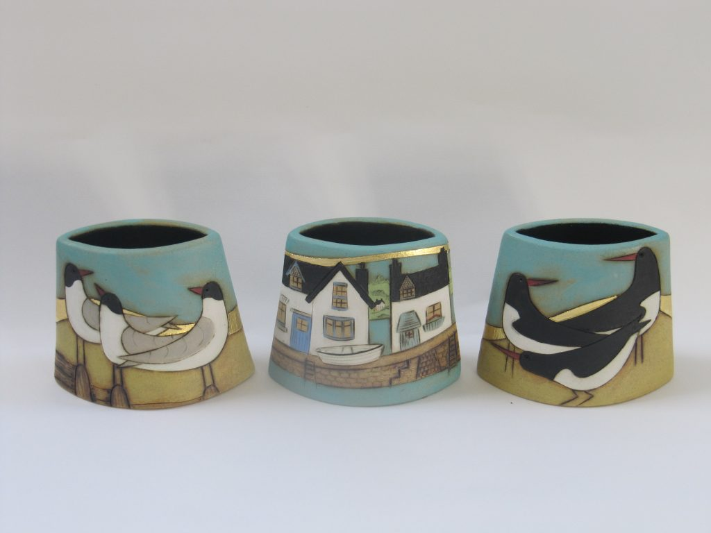 35. Denise Brown 3 small vessels